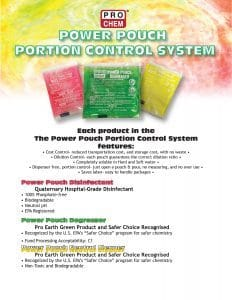 Power Pouch Portion Control System pic