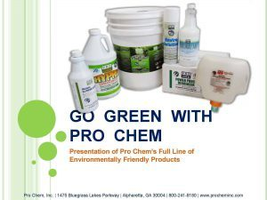 Green Products Presentation 3.16 pic